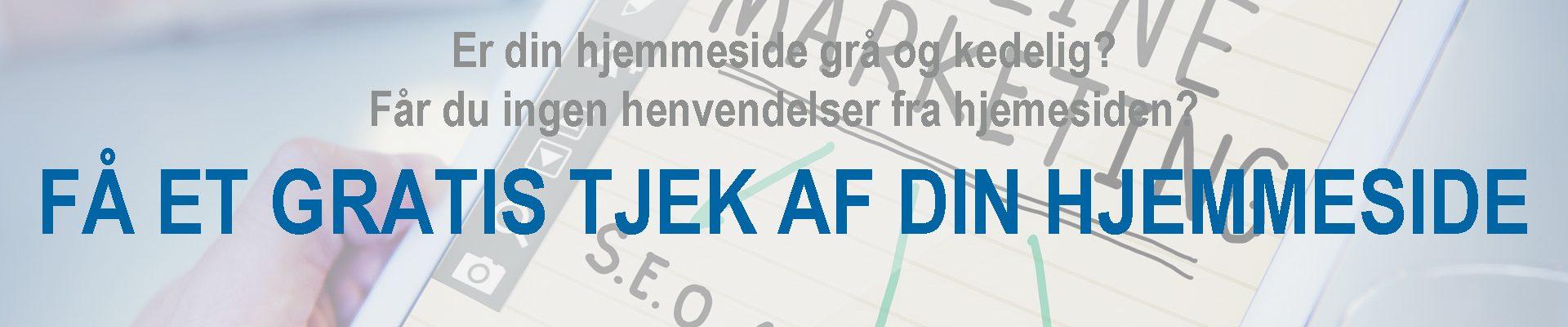 gratis-tjek-hjemmeside